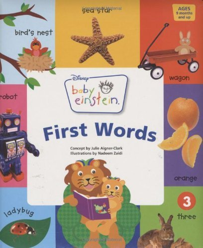 Download Baby Einstein First Words by Julie Aigner-Clark (2008-08-05) PDF