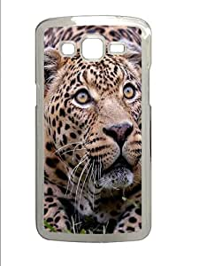 Samsung Galaxy Grand 2 7106 Case and Cover -Animals 026 PC case Cover for Samsung Galaxy Grand 2 7106 ¨CTransparent