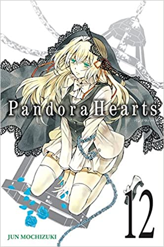 Book PandoraHearts, Vol. 12