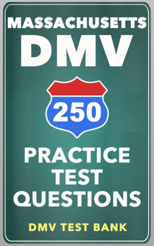 250 Massachusetts DMV Practice Test Questions