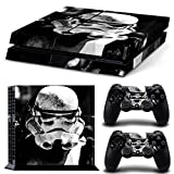 GoldenDeal PS4 Console and DualShock 4 Controller Skin Set -Star Warrior - PlayStation 4 Vinyl by GD