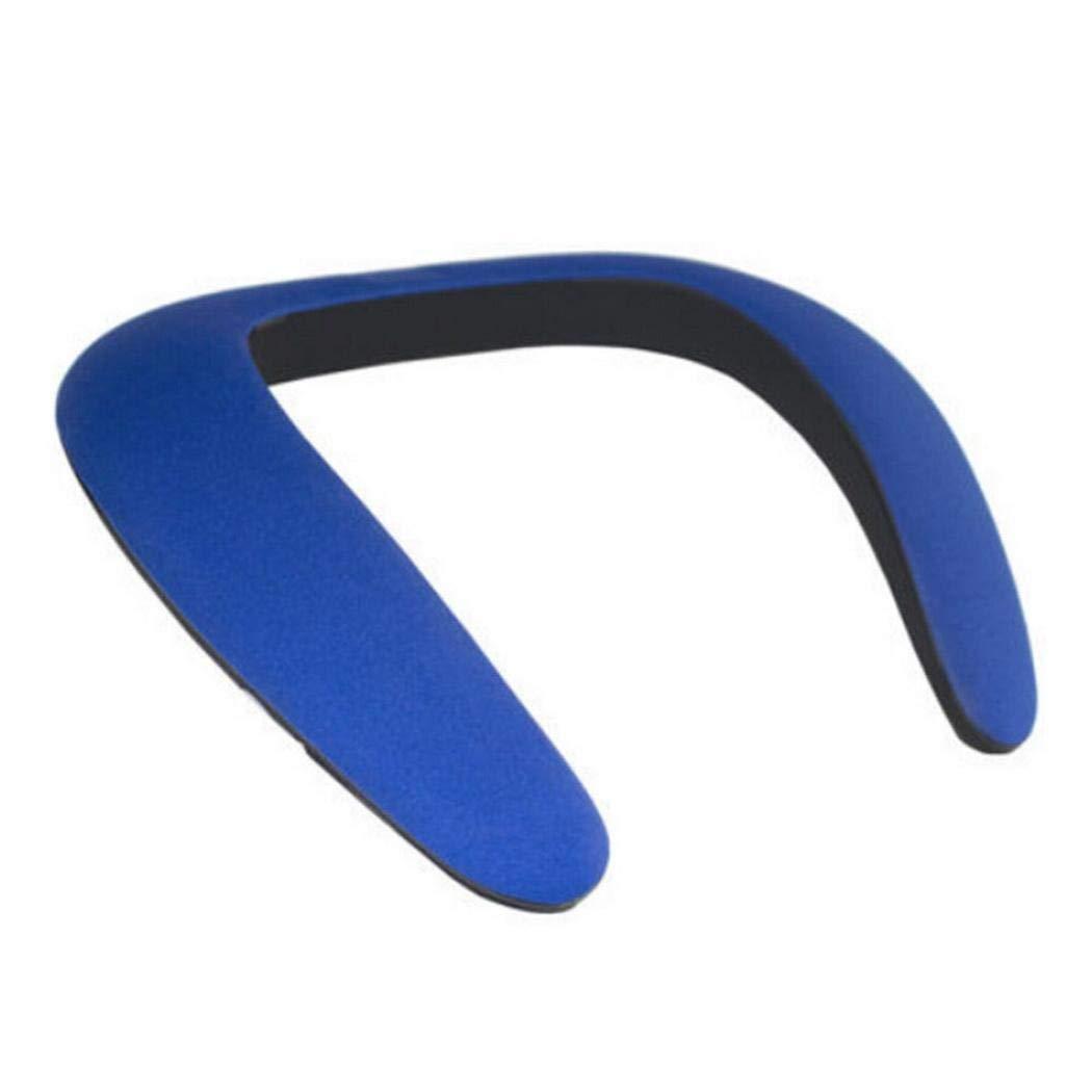 Oldhorse Presidente inal/ámbrico port/átil de Bluetooth de los Deportes de la U-Forma del Collar del ahogador Radios de Ducha