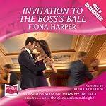 Invitation to the Boss's Ball | Fiona Harper