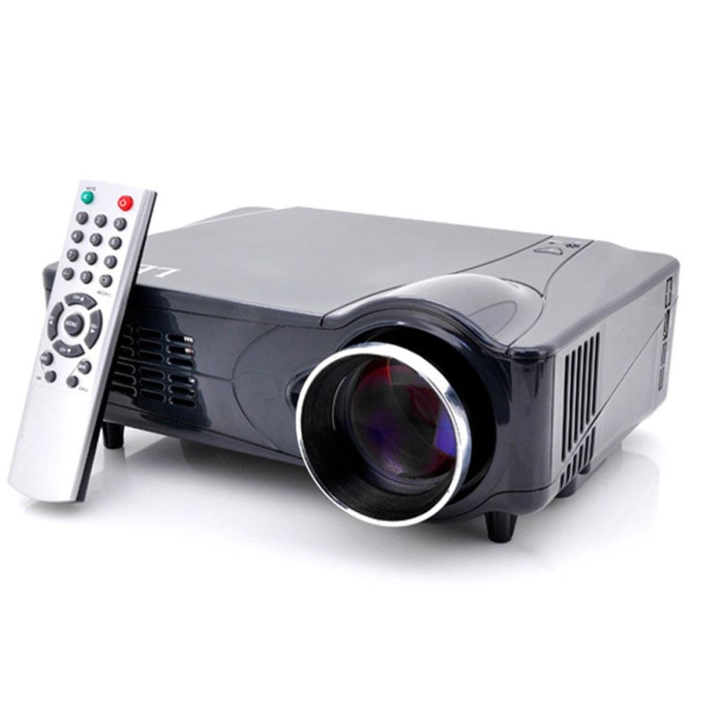 Projector ,GBSELL RD806 Full 1080p HD Projectors HDMI Port WIFI Home Multimedia Projector HDMI VGA S-Video YPbPr Analog