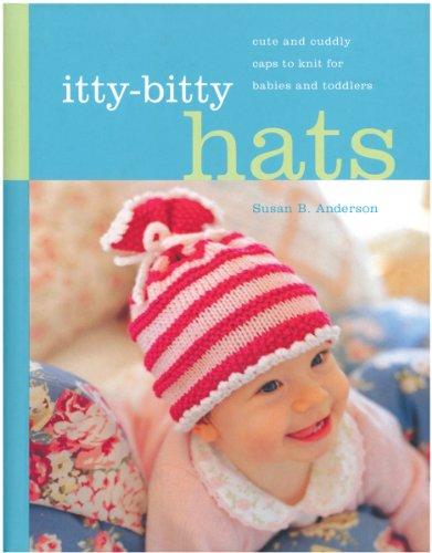 Storey Publishing Itty-Bitty Hats ()