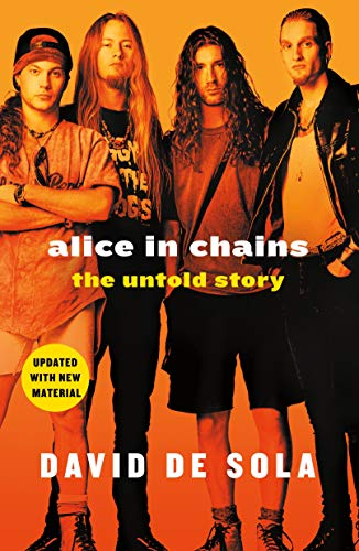 Pdf eBooks Alice in Chains: The Untold Story
