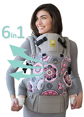 Best Buy! SIX-Position, 360° Ergonomic Baby & Child Carrier by LILLEbaby - The COMPLETE All Seasons...
