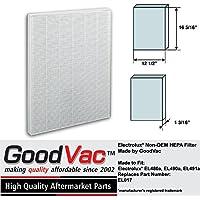 Electrolux Non-OEM EL490a EL491a HEPA Air Purifier Filter Replaces EL017 by GoodVac