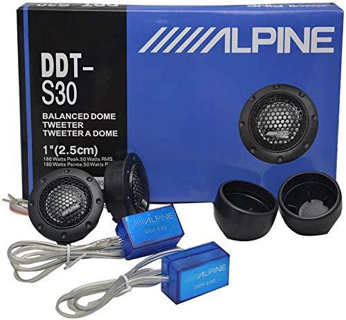 Professional car high Fidelity Stereo Speaker DDT-S30 Tweeter