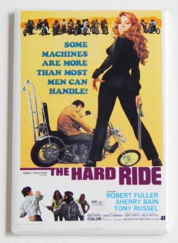 Hard Ride Poster (Hard Ride Movie Poster Fridge)