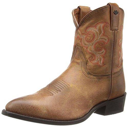 Harley Cowboy Boots - 4