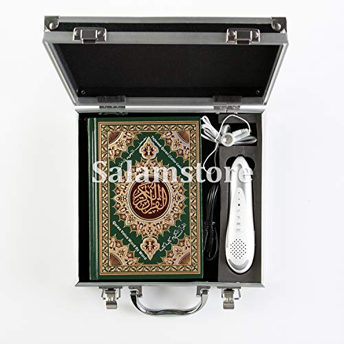 The Qur'an Book Point Read Pen!