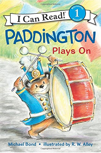 Paddington Plays On (I Can Read Level 1)