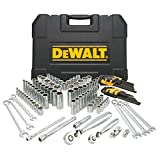 DEWALT Mechanics Tools Kit and Socket Set, 118-Piece (DWMT72163)