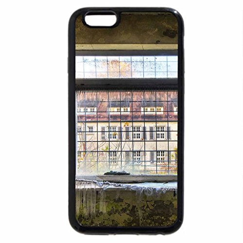iPhone 6S / iPhone 6 Case (Black) The ruins of Genoese fortress