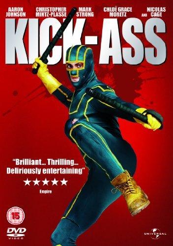 Kick-Ass [DVD] [2010] by Aaron Johnson: Amazon.es: Matthew ...