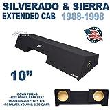 94 silverado subwoofer - Chevy Silverado & Gmc Sierra Extended Cab 89-98 10