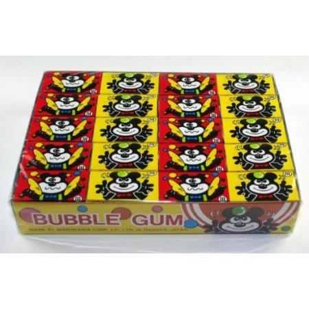Indian Fancy Fusen fusion gum Strawberry Flavored Bubble Gums (60 Pieces) - 8.89 - Gum Indian