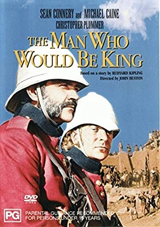 sean connery the man who would be king