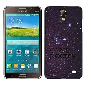 LECELL--Funda protectora / Cubierta / Piel For Samsung Galaxy Mega 2 -- Carpe Noctem Night Sky Bright Stars --