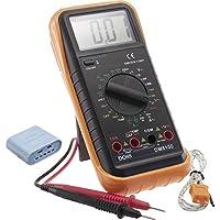 DM8100 DOSS XL Display Digital Multimeter with Temperature Probe Doss 3.5 Digital Extra Large Display 3.5 Digital Extra…
