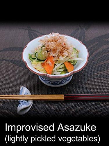 Improvised Asazuke(lightly pickled vegetables) (Best Restaurant Salad Recipes)