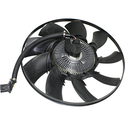 Fan Clutch compatible with RANGE ROVER 06-09/LR3 05-09 RADIATOR 4.4L - Range Rover Land Clutch