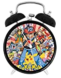 "Best IkEA clock - Pokemon Pikachu Alarm Desk Clock 3.75"" Room Decor Review"