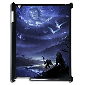 C-EUR Cover Case Lion King customized Hard Plastic case For IPad 2,3,4