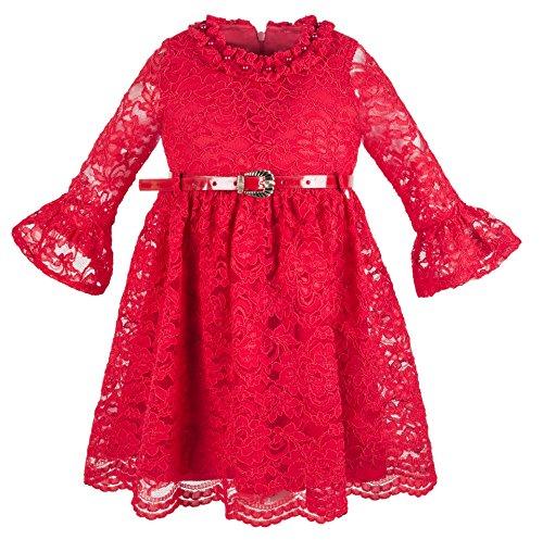 2t Holiday Dress - 8