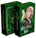 Albino Dragon Breaking Bad Classic Green Playing Cards