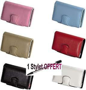 Hama Leather Case for Nintendo DSi - Caja (Cuero, Marrón, Nintendo DSi)