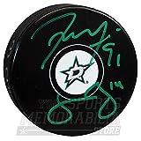 Tyler Seguin Jamie Benn Dallas Stars Signed Autographed Stars Hockey Puck - G