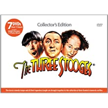 The Three Stooges: Collector's Edition 7-DVD Set (2010)