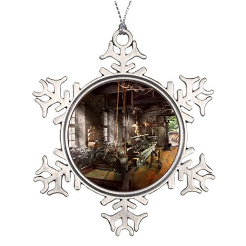 Amazon Com Metal Ornaments Machinist Lathe A Long Lathe Tree