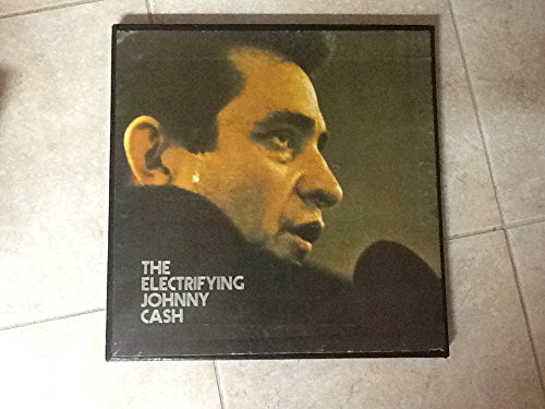 The Electrifying Johnny Cash:Mean as Hell #CL2446, Ring of Fire #CS8853, I Walk the Line #CS8990 and Everybody Loves a Nut #CS9292 - Everybodys Nuts