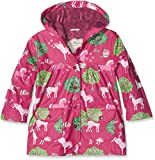 Hatley Big Girls' Printed Raincoats, Pony Orchard, 7