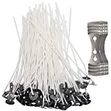 200 Pcs Candle Wicks with 5 Pcs Centering - Best Reviews Guide