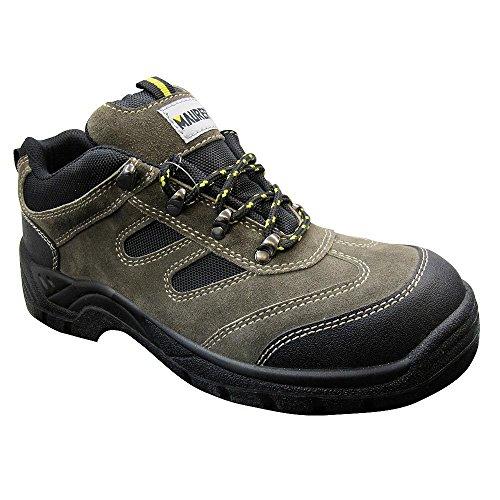 Maurer 15011600 - Zapatos seguridad tiberina S1P, tamaño 38
