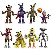 4pcs / Lot 5cm Five Nights en Freddy'S