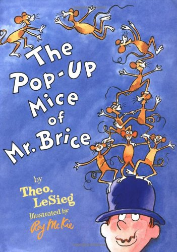 The Pop-Up Mice of Mr. Brice by Random House Books for Young Readers (Image #2)