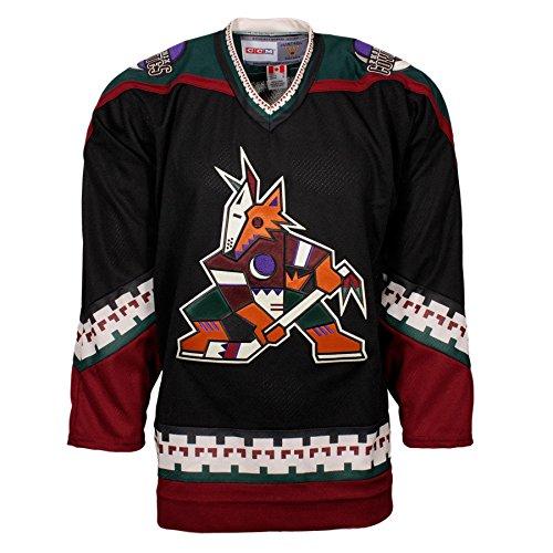 Phoenix-Coyotes-Vintage-Replica-Jersey-1996-97-Black