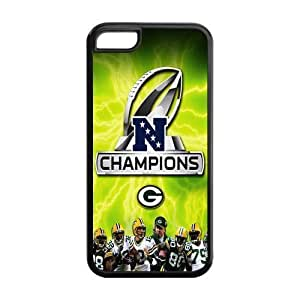 meilz aiaiTPU Case Cover for iphone 6 plus 5.5 inch Strong Protect Case Cute Green Bay Packers Case Perfect as Christmas gift(4)meilz aiai