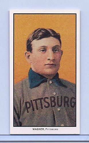 Used, HONUS WAGNER 1909 T-206 PIEDMONT TOBACCO CARD #BTT1 for sale  Delivered anywhere in USA