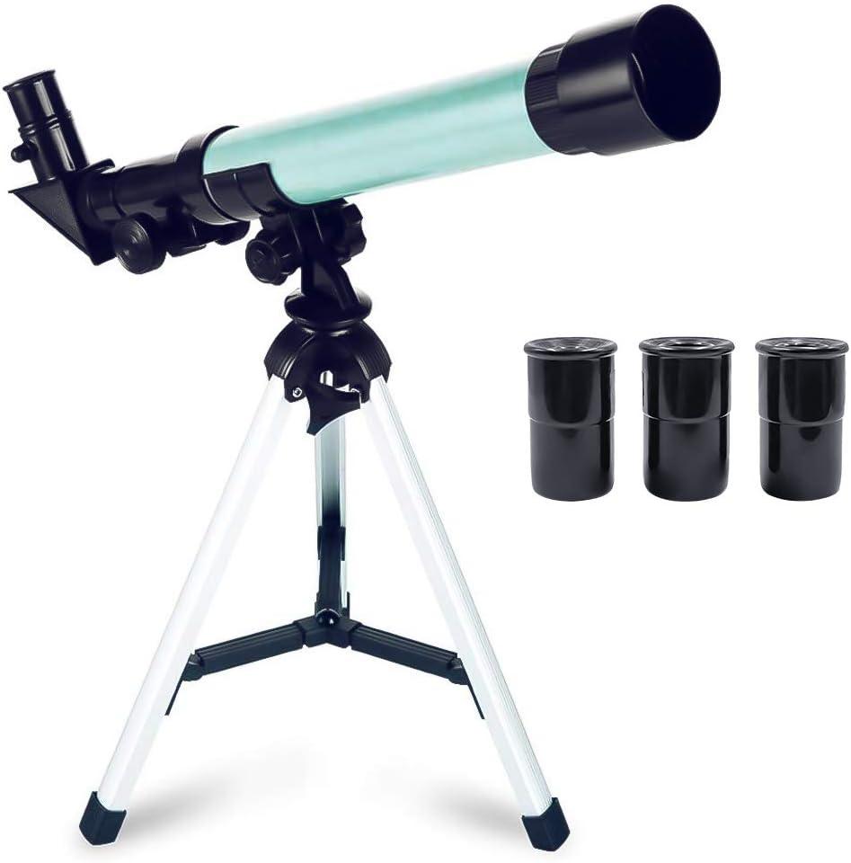 Toyerbee Teleskop Kinder Wissenschafts Teleskop Plastik Kamera