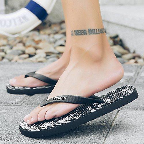 @Sandals Flops Flip Flops @Sandals Sommer Rutschfeste Hausschuhe, Hausschuhe, Casual Hausschuhe, Legere Schuhe. a456e5