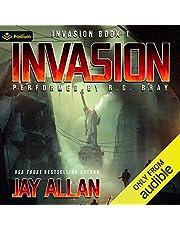 Invasion: Invasion, Book 1