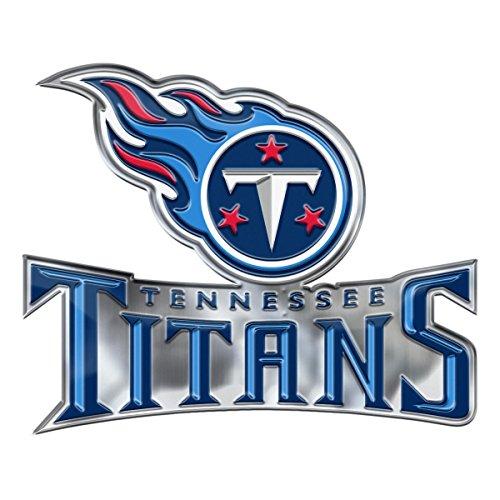 (NFL Tennessee Titans Alternative Color Logo Emblem)