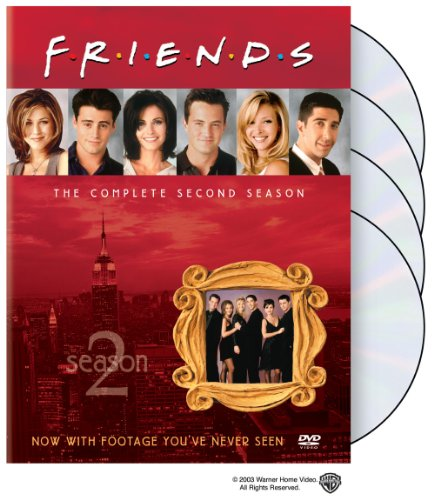 Friends: Season 2 (Friends Dvd Season 1)