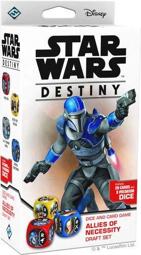 Fantasy Flight Games Sw Destiny: Allies of Necessity Draft ()